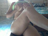 Live sexcam snapshot van hornychick