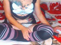Live sexcam snapshot van zellyx